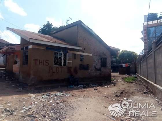 11 decimals plot of land at Bukasa Muyenga