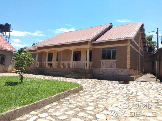 Newly Constructed 3 Bedrooms 2 Bathrooms Houses Self Contained For Rent In Namugongo