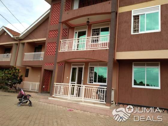 3 Bedrooms With 2 Bathroom Apartment For Rent In Ntinda