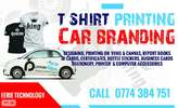 Filming and Photography, Graphic Designing, T Shirt Printing, Banner Printing  - Zambia