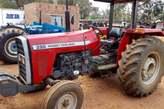 2012 Massey Ferguson 290 Xtra - Zambia