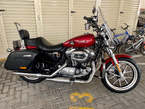 Harley Davidson Superlow 1200T -3500km- 2018 -Limited edition colour fully loaded bike - Zambia