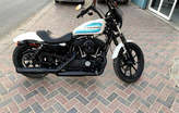 Harley for sale sportster xl1200c  - Zambia