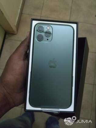 iPhone 11 pro 256 Gb Green Color