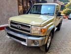 Toyota Land Cruiser - Zambia