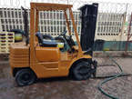 Caterpillar Forklift - Zimbabwe